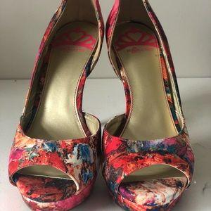 Fergalicious heels